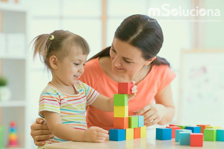 Profesionalización de las niñeras