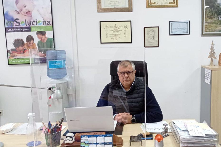 Rufino Blanco, director de mSoluciona Alcalá