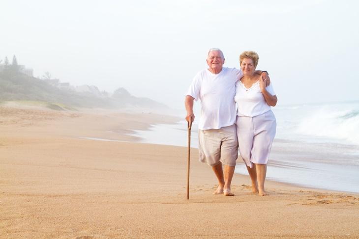 Tips para que las personas mayores disfruten del verano